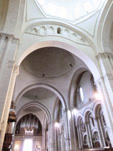 Restauration Cathédrale d'Angoulême