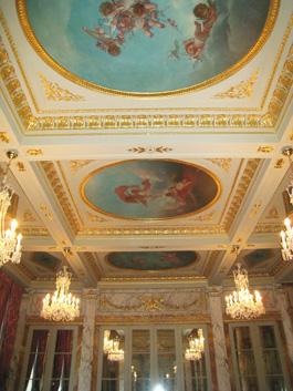 Peinture décorative et décors peints