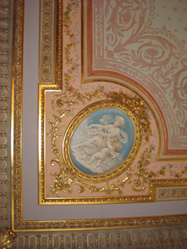 Dorure & décors peints du patrimoine