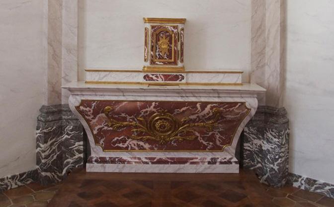 Création de Faux marbre